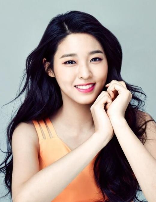 """Một trong những """"nữ thần"""" trong lòng của nam thanh niên Hàn Quốc."""
