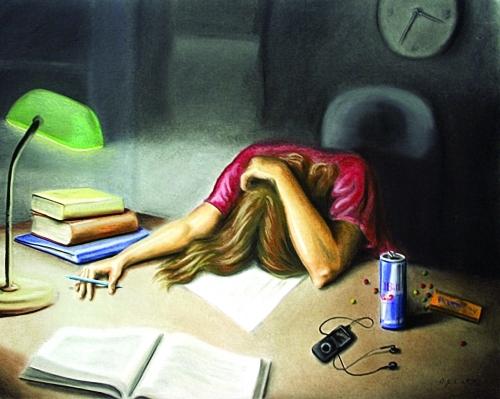 Học Đại học chán quá!