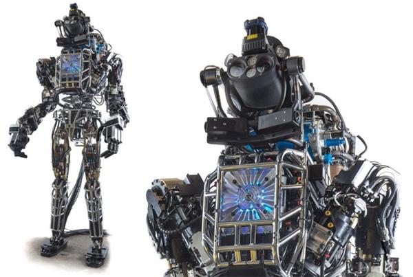Cơ cấu mẫu robot thăng bằng Atlas. (Ảnh: internet)