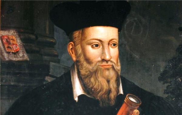 Nostradamus - nhà tiên tri đồng thời là nhà triết học nổi tiếng ở thế kỉ 16.