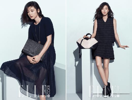 Đặt lên bàn cân phong cách hai tiên nữ hot nhất xứ Hàn hiện nay