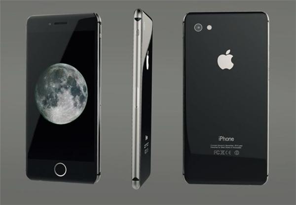 iPhone mới sẽ có màn hình OLED không viền màn hình. (Ảnh: internet)