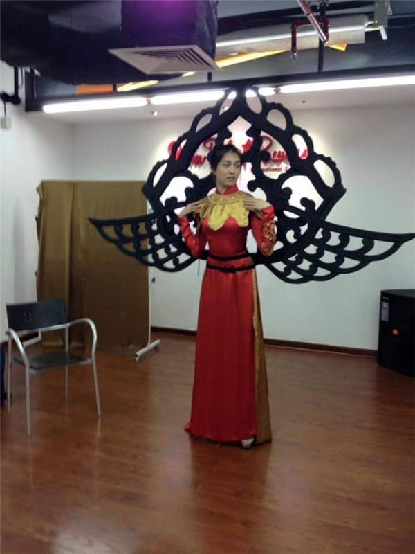Hé lộ trang phục dân tộc của đại diện VN tại HHHV 2016