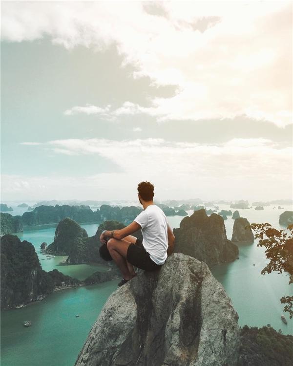 Việt Nam đẹp mê hồn trên blog của các trai đẹp người Ý