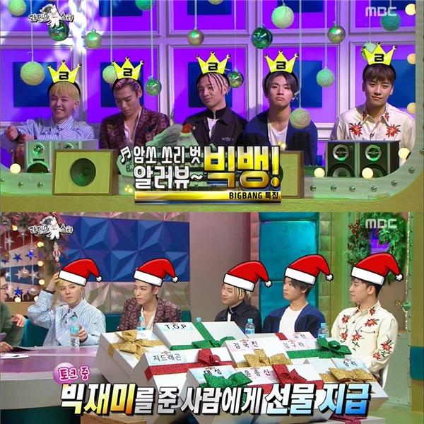 Taeyang cho biết G-Dragon khá tệ trong khoản hẹn hò.