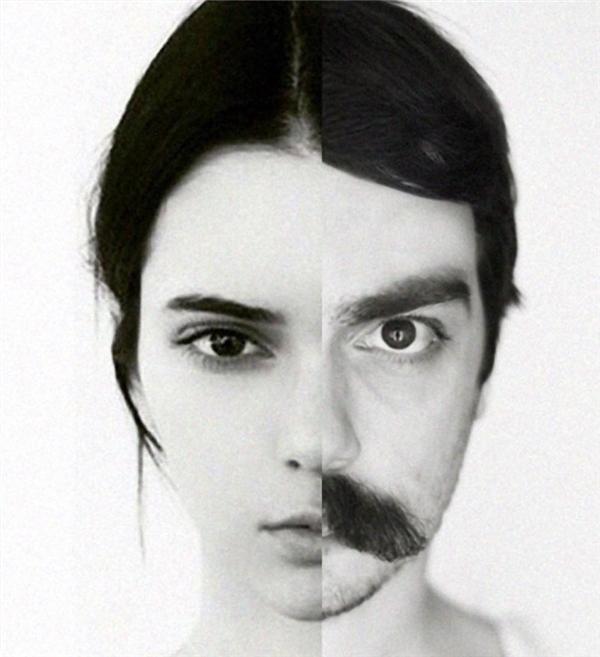 Hai anh em sinh đôi nhà Jenner, giống nhau như thể hai giọt nước luôn ấy.