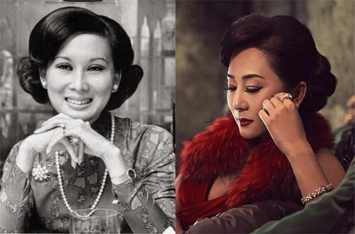 Bà Đặng Tuyết Mai (ảnh trái), thời trẻ bàđược nhận xét là một trong 4 tiếp viên hàng không đẹp như tiên giáng trần đầu tiên của HãngAir Vietnam. - Tin sao Viet - Tin tuc sao Viet - Scandal sao Viet - Tin tuc cua Sao - Tin cua Sao