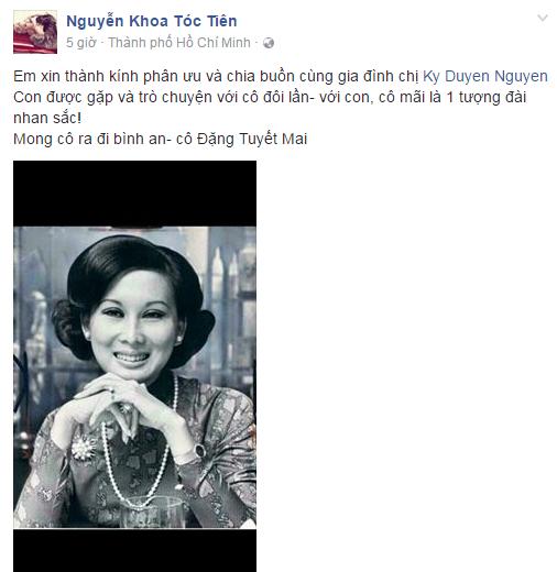 Ca sĩ Tóc Tiên xem mẹ MC Kỳ Duyên là một tượng đài sắc đẹp. - Tin sao Viet - Tin tuc sao Viet - Scandal sao Viet - Tin tuc cua Sao - Tin cua Sao