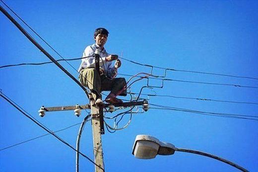 Nhân viên sửa điện xuất sắc của năm