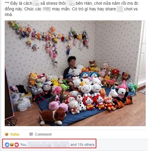 Bài đăng nhận được đông đảo sự quan tâm của netizen Việt.