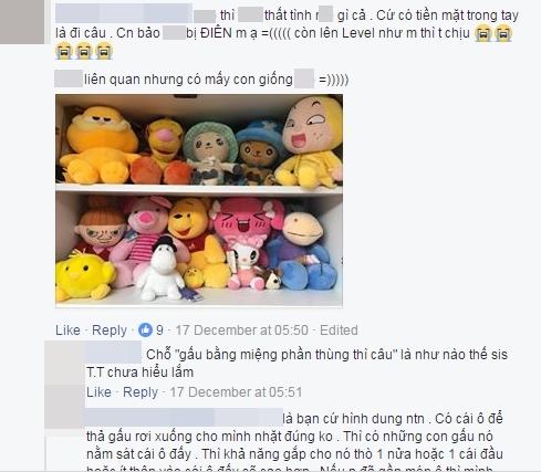 """Netizen thi nhau """"khoe"""" chiến tích gắp gấu không thua kém thanh niên đăng bài viết."""