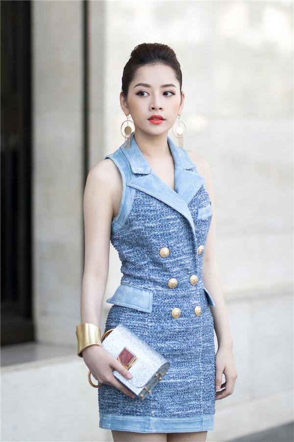 Chi Pu đối lập phong cách với Đông Nhi, thân thiết cùng Hà Hồ - Tin sao Viet - Tin tuc sao Viet - Scandal sao Viet - Tin tuc cua Sao - Tin cua Sao