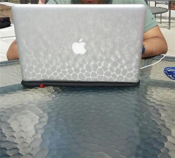 """Các fan của Mac sẽ """"nhảy tưng tưng lên"""" vì tưởng ông lớn Apple vừa cho ra một mẫu thiết kế mới mất thôi."""