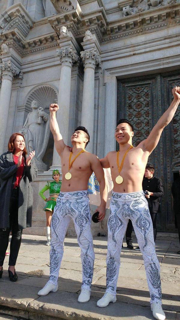 Phá vỡ kỷ lục Trung Quốc, anh em Việt Nam làm thế giới nể phục - Tin sao Viet - Tin tuc sao Viet - Scandal sao Viet - Tin tuc cua Sao - Tin cua Sao