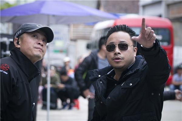 Sự xuất hiện củaVincent Wangkhiến nhiều khán giả kì vọng.