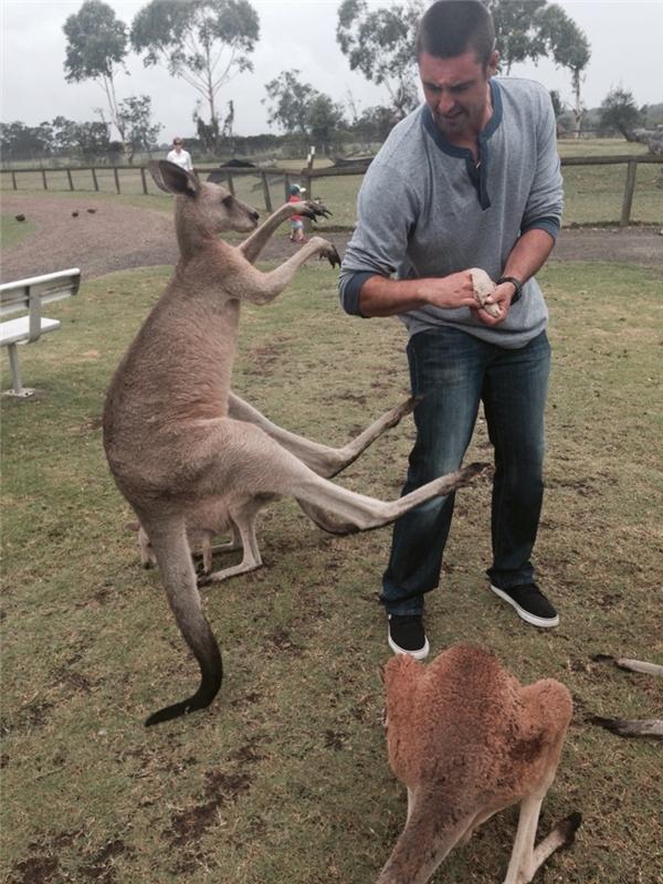 Karate Kid phiên bản Australia.