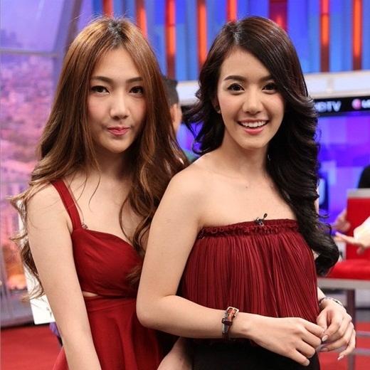 Nát tim vì cặp đồng tính nữ đẹp nhất mạng xã hội Thái Lan chia tay