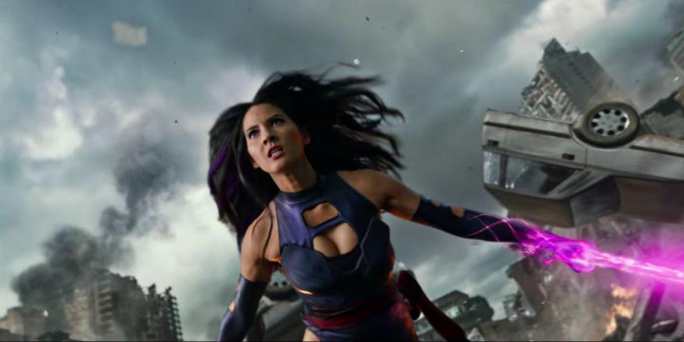 Psylockesở hữu năng lực siêu phàm cùng ngoại hình sexy.