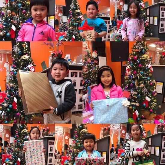 Con trai út của Bằng Kiều đã có một buổi tiệc mừng Giáng sinh ngay tại lớp học cùng các bạn trong lớp. - Tin sao Viet - Tin tuc sao Viet - Scandal sao Viet - Tin tuc cua Sao - Tin cua Sao