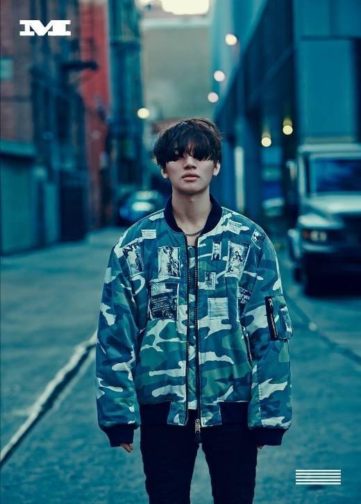 Daesung nhất định phải che mặt như vậy sao anh?