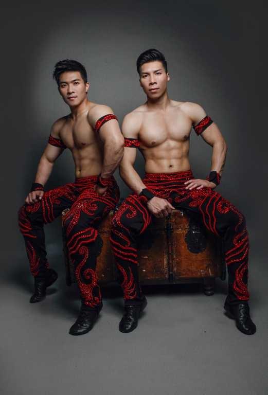 Chân dung bộ đôi Hoàng tử xiếc Việt Nam lập kỷ lục Guinness Thế giới