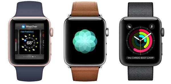 Apple chính thức bán Apple Watch hàng tân trang. (Ảnh: internet)