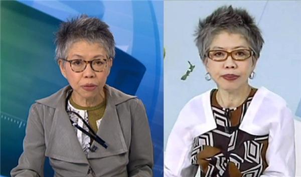 Những bộ vest vốn chỉn chu qua bàn tay của Lee lin Chinđã trở nên hoàn toàn khác biệtkhó có thể tìm thấy cái thứ hai.