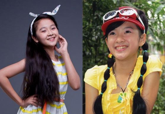 """Không chỉ tạo được dấu ấn trong lòng người hâm mộ, Tam Triều Dâng còn sở hữu nhiều điểm tương đồng với nữ diễn viên Angela Phương Trinh. Chính vì thế, không ít người đã dành tặng cô danh xưng là """"Tiểu Angela Phương Trinh""""."""