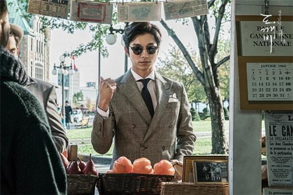 Sau thành công của Train to Busan, Gong Yoo tiếp tục xắn tay áo bắt đầudự án phim Goblin.