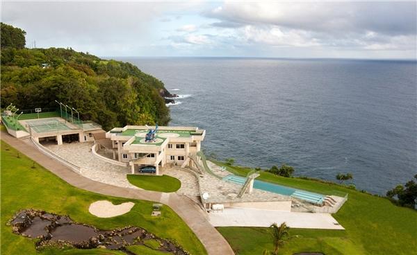 Ngỡ ngàng trước biệt thự siêu sang của Justin Bieber tại Hawaii
