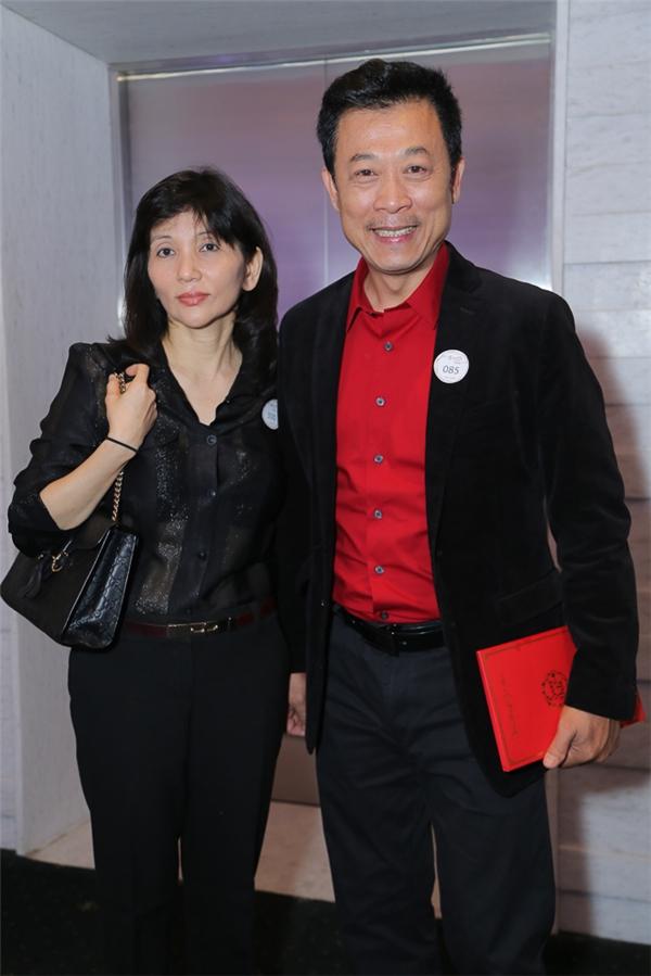 Vợ chồng Vân Sơn - Tin sao Viet - Tin tuc sao Viet - Scandal sao Viet - Tin tuc cua Sao - Tin cua Sao