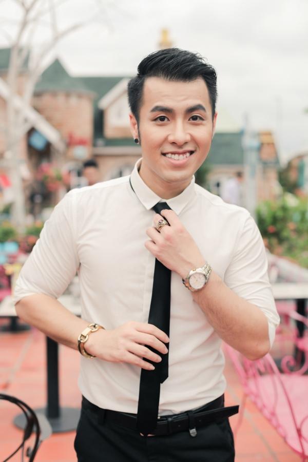 Akira Phan muốn nắm tay những fan chưa có người yêu - Tin sao Viet - Tin tuc sao Viet - Scandal sao Viet - Tin tuc cua Sao - Tin cua Sao