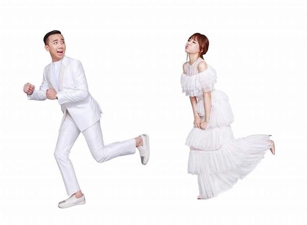 Hé lộ món quà đặc biệt Trấn Thành dành tặng Hari Won trong lễ cưới - Tin sao Viet - Tin tuc sao Viet - Scandal sao Viet - Tin tuc cua Sao - Tin cua Sao