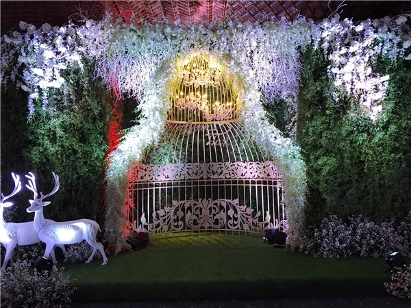Những con số ấn tượng trong đám cưới của Trấn Thành, Hari Won