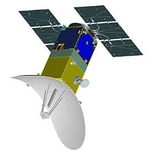 Hình ảnh đồ họa vệ tinhLOTUSat-1 và LOTUSat-2. (Ảnh: internet)