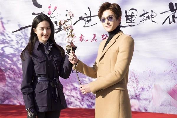 Dương Dương - Lưu Diệc Phi: Cặp đôi thần tiên hoàn hảo nhất Hoa ngữ