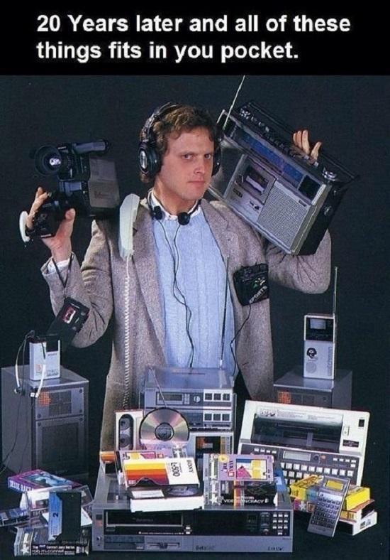17 điều phi thường từ công nghệ mà bạn ngỡ nó chỉ có ở tương lai