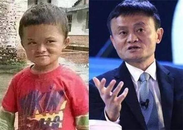 Cậu bé 8 tuổi đã có một cuộc sống mới nhờ gương mặt giống với tỉ phú Jack Ma.