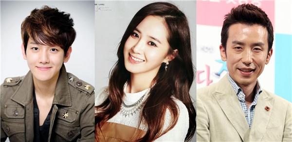 SNSD Yuri, EXO Baekhyun, Yoo Heeyeol sẽ làMC cho đêm diễn.