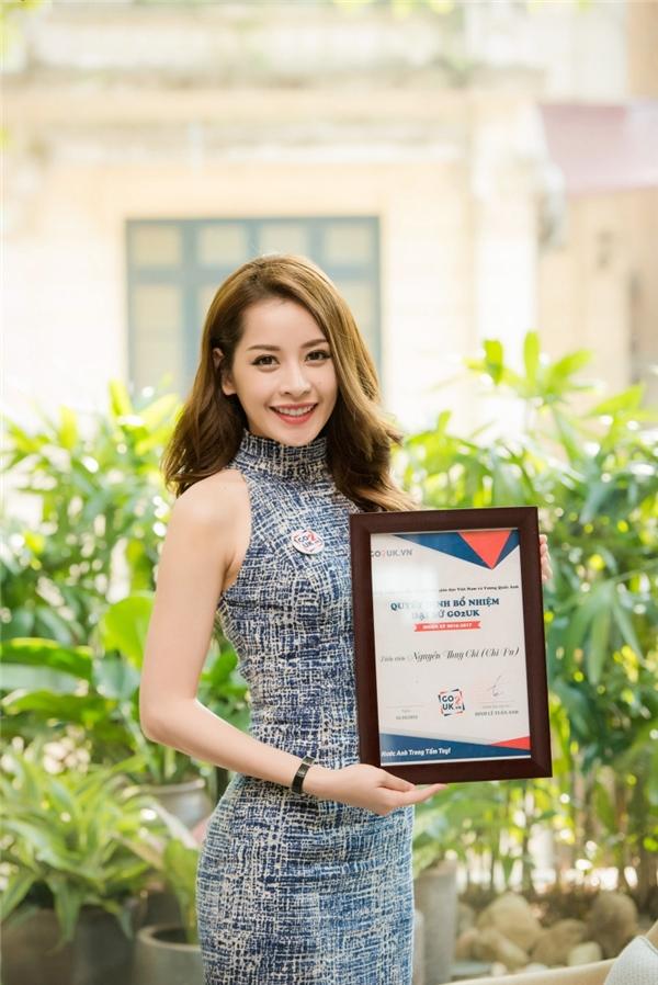 Với suất học bổng được trao tặng, Chi Pu cũng có cơ hội sang Anh Quốc trau dồi kiến thức của bản thân, học hỏi thêm nhiều điều mới theo lĩnh vực nữ diễn viên chọn lựa. - Tin sao Viet - Tin tuc sao Viet - Scandal sao Viet - Tin tuc cua Sao - Tin cua Sao