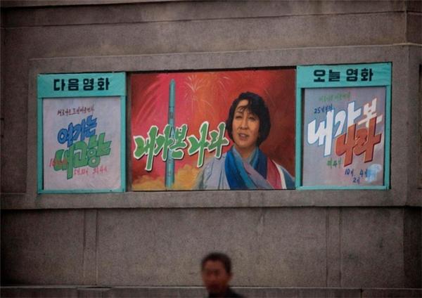 Những poster quảng cáo phim.