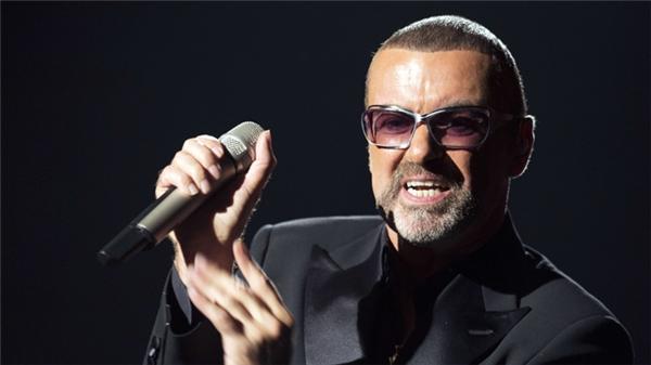 Hình ảnh George Michael năm 2013.