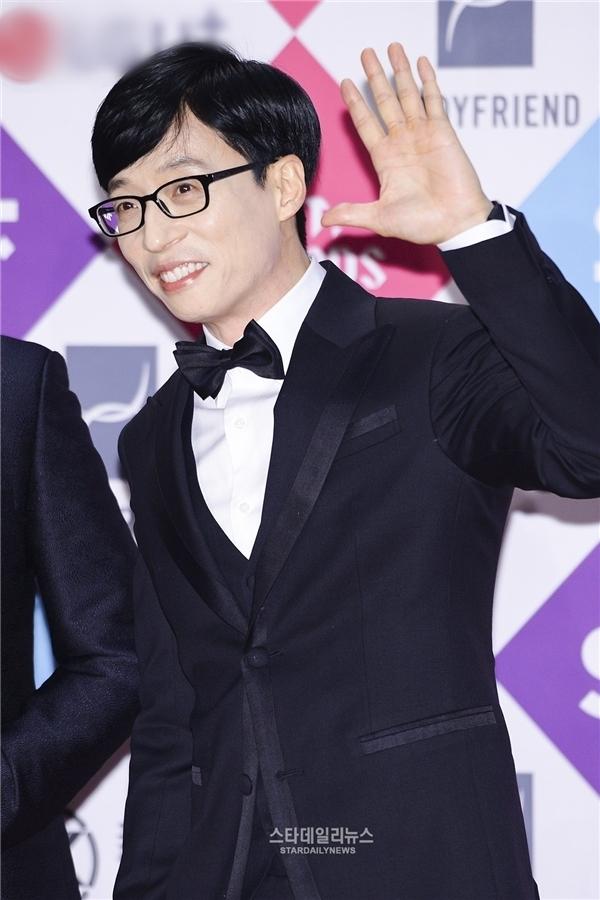 """MC quốc dân"" Yoo Jae Suk"