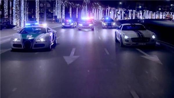 Cảnh sát Dubai sử dụng hệ thốngCrime Prediction để dự đoán trước tội phạm. (Ảnh: internet)