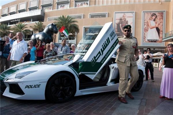 Cảnh sát Dubai sử dụng hệ thống dự đoán tội phạm siêu thông minh