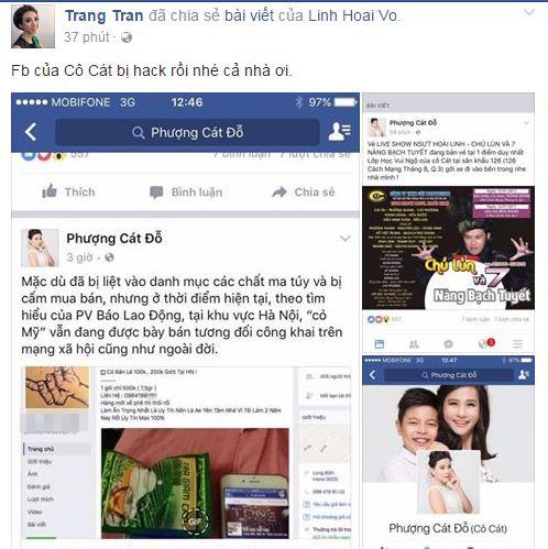 Diễn viên hài Thu Trang chung tay cùng NSƯT Hoài Linh hỗ trợ Cát Phượng. - Tin sao Viet - Tin tuc sao Viet - Scandal sao Viet - Tin tuc cua Sao - Tin cua Sao