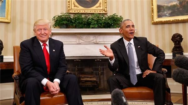 """Donald Trump: """"Obama có tái tranh cử cũng chẳng thể thắng được tôi!"""""""