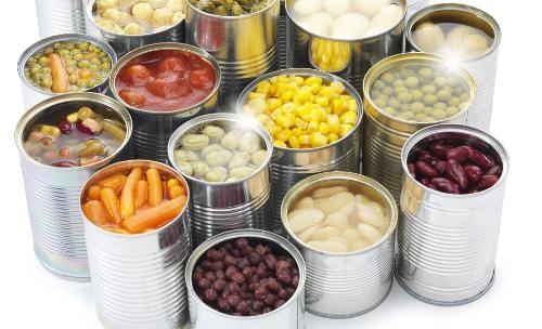 Để có thể sóng sót trong những tình huống nguy hiểm, bạn cần trữ thực phẩm cho ít nhất 2 tuần.