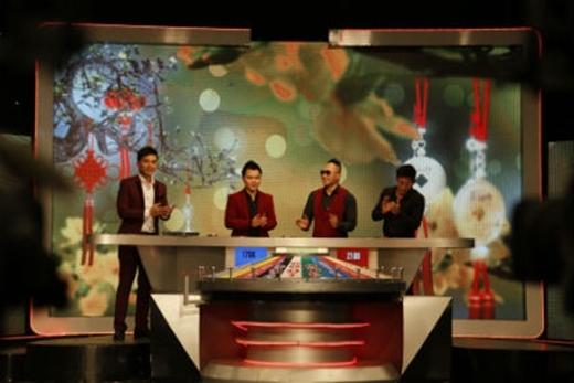 MC Danh Tùng đóng góp một làn gió mới cho chương trình giải trí.