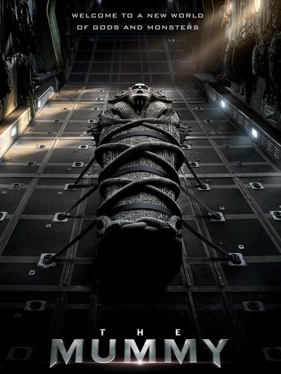 """The Mummyđược xem là phiên bản """"tái xuất"""" của loạt phim The Mummy nổi tiếng"""